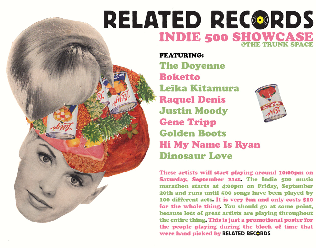 Related Records Indie 500