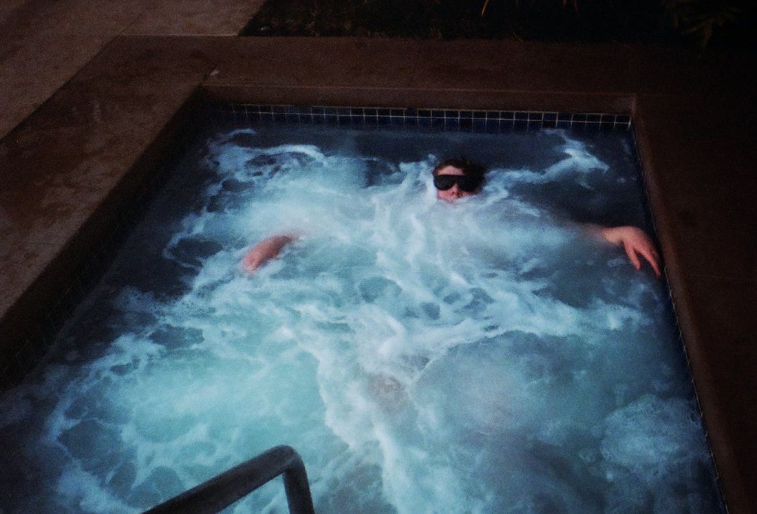 Disposable Photo: Drowning in a Hot Tub