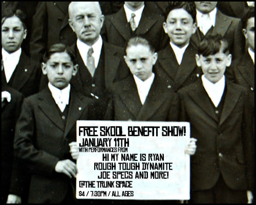 Free Skool Benefit Show