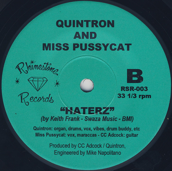 Quintron And Miss Pissycat