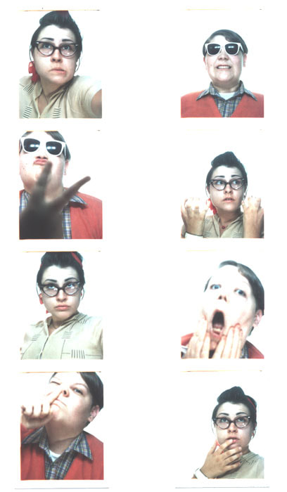 2 photobooth strips